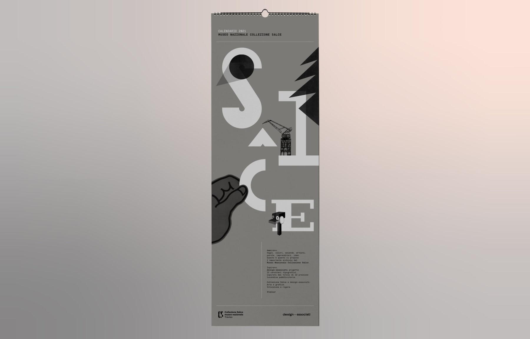 Calendario Collezione Salce 2021 00