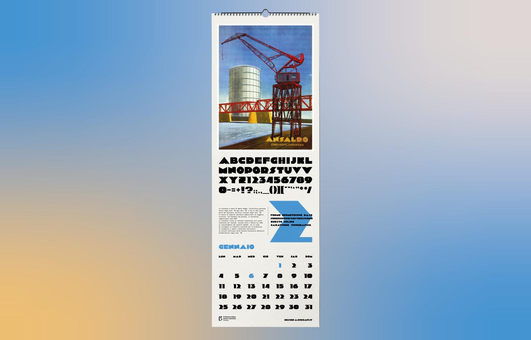 Calendario Collezione Salce 2021 01