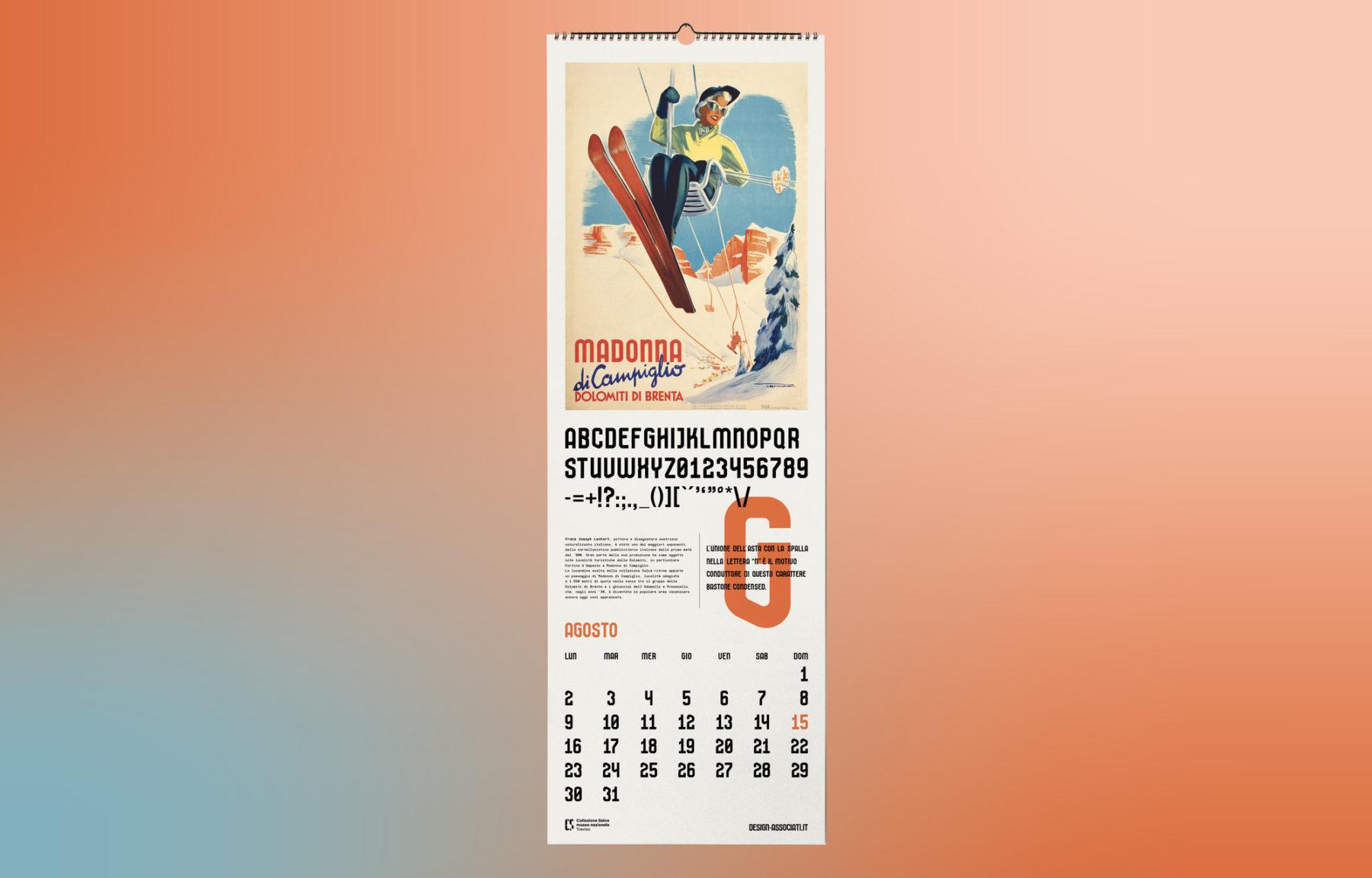 Calendario Collezione Salce 2021 08