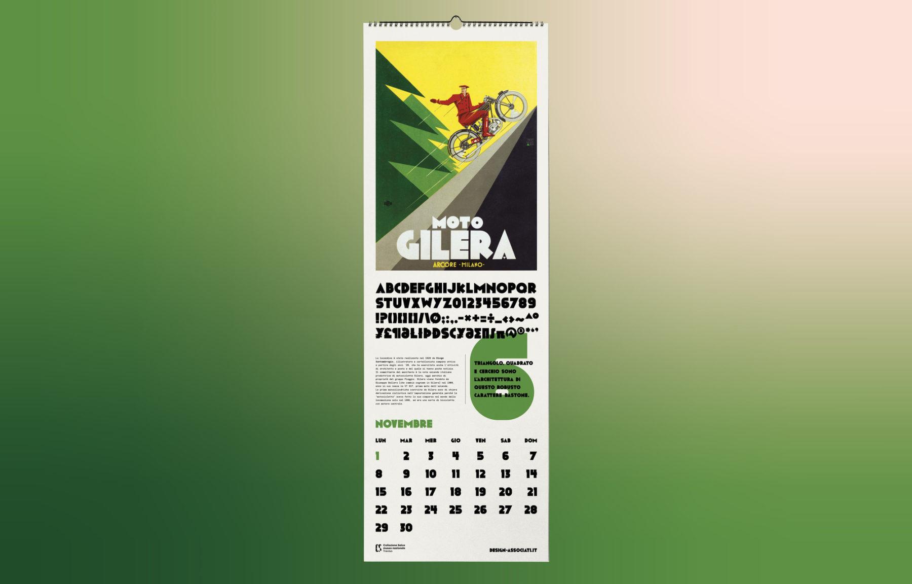 Calendario Collezione Salce 2021 11