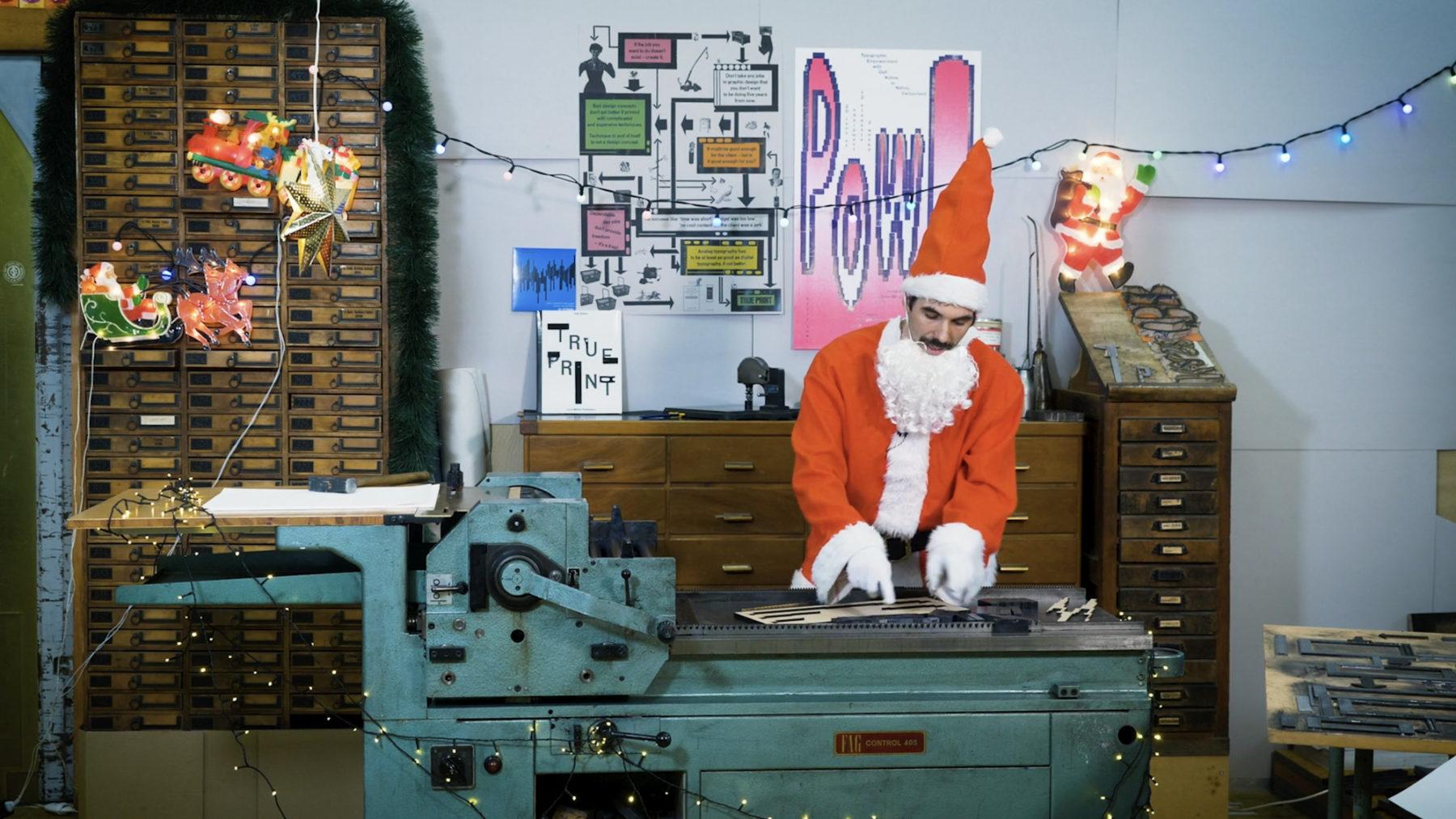 Dafi Kuhne printing show 7