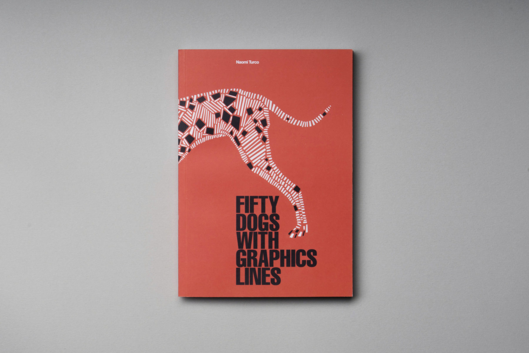 naomi turco Fifty dogs with graphic lines 1