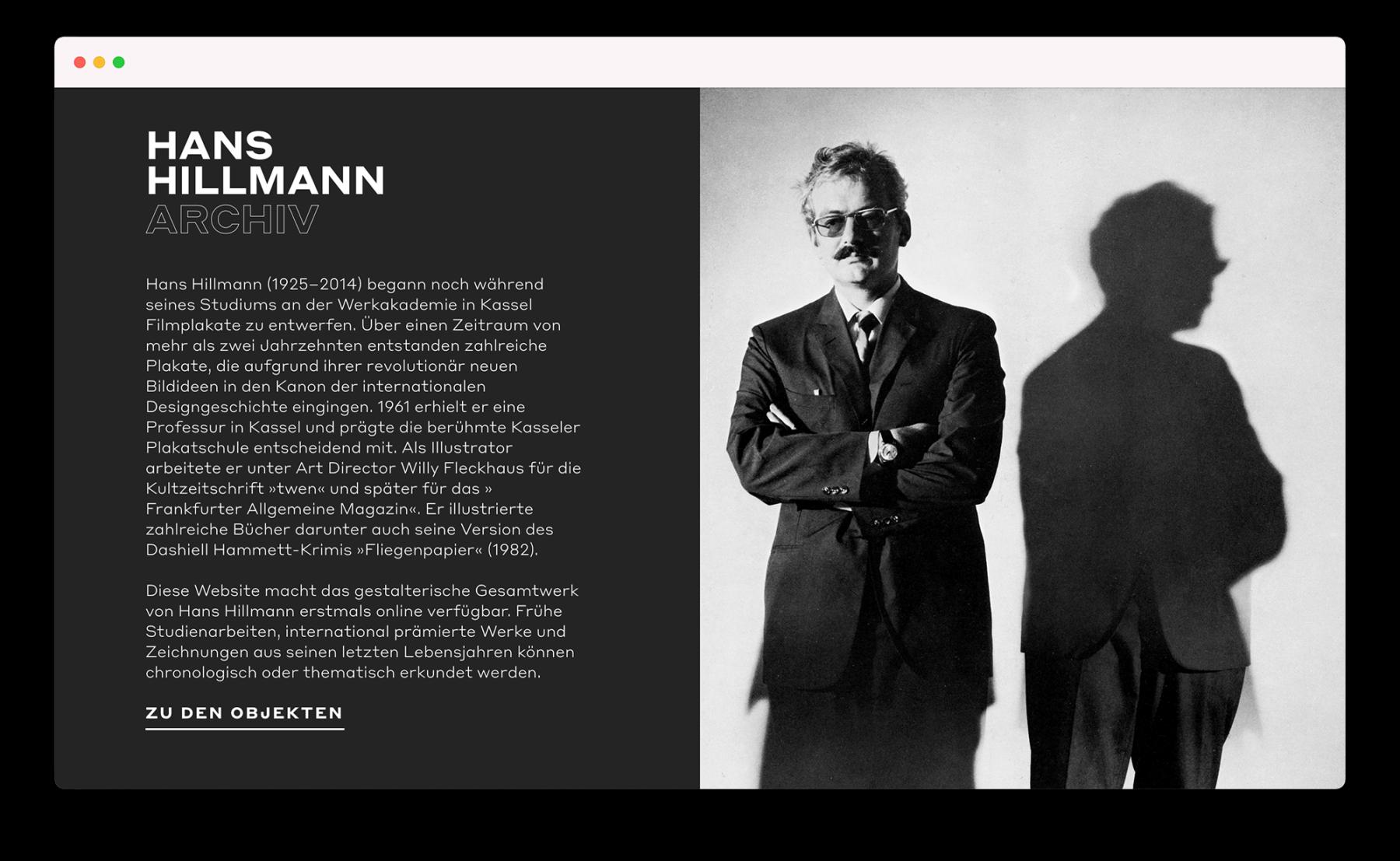 hans hillman archive 1