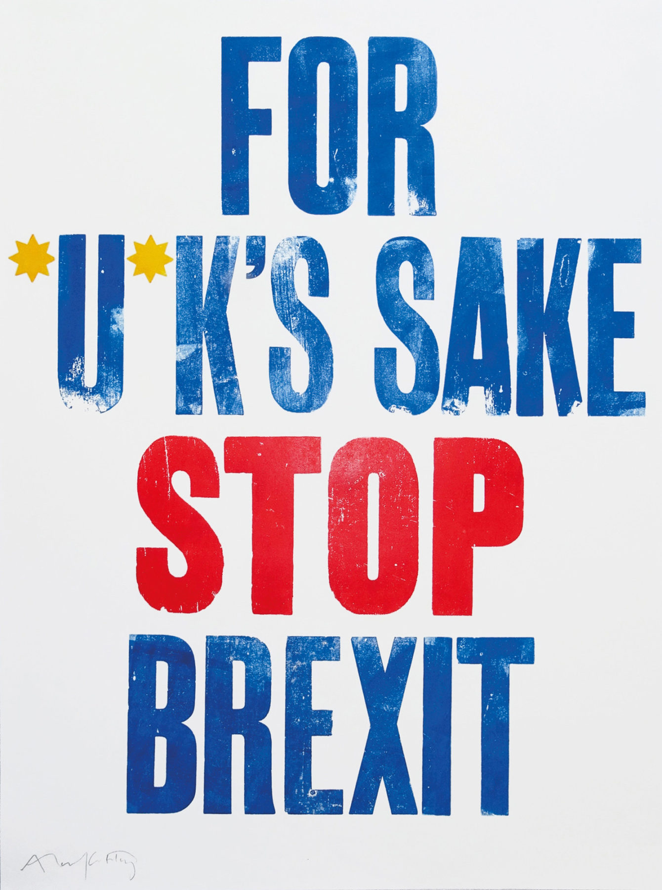 reverting to type For UKs Sake Stop Brexit Alan Kitching