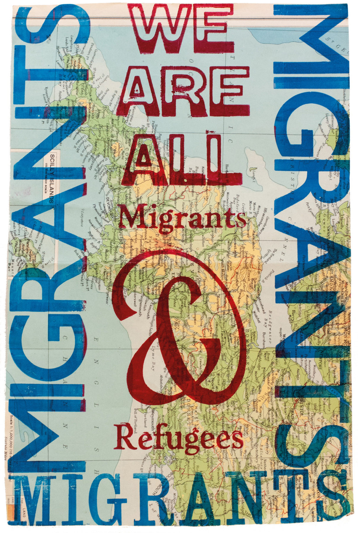 reverting to type We Are All Migrants Dennis Gould