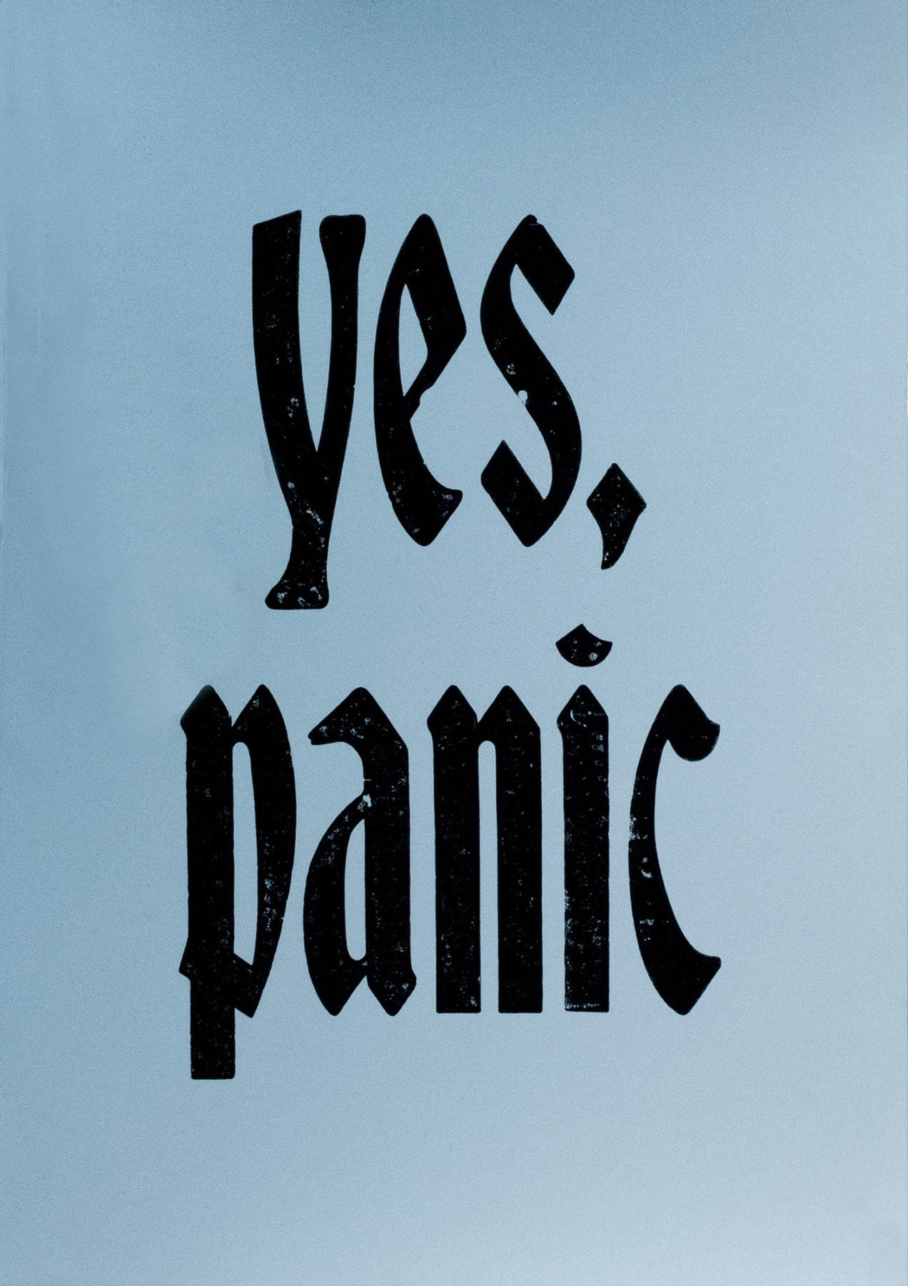 reverting to type Yes panic New North Press Jane Pluer