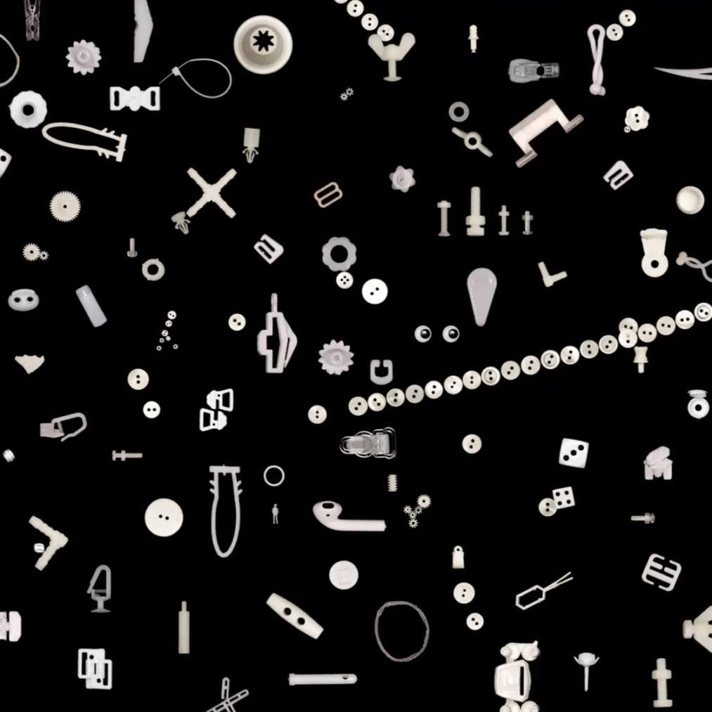 Paul Bush Orgiastic Hyper Plastic 7