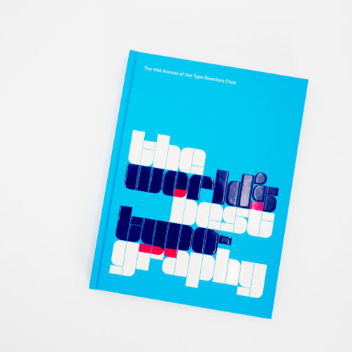 The Worlds Best Typography TDC verlag hermann schmidt 1