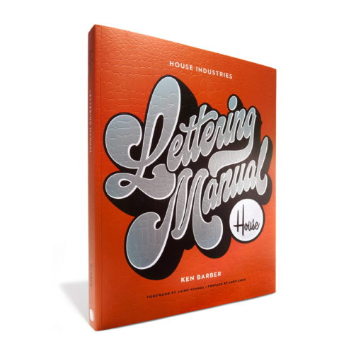 House Industries Lettering Manual 1
